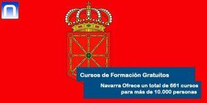 Cursos de Formación gratuita en Navarra