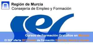 cursos gratis Murcia