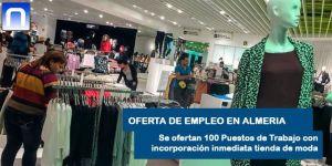 oferta de empleo Almeria