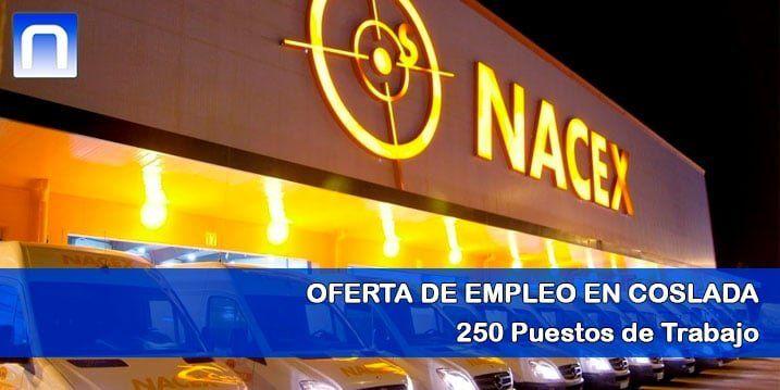 trabaja en Nacex Coslada