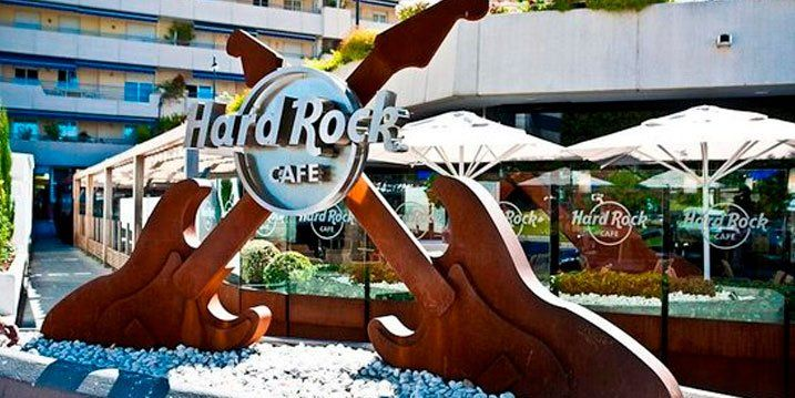 oferta de trabajo Málaga Hard Rock