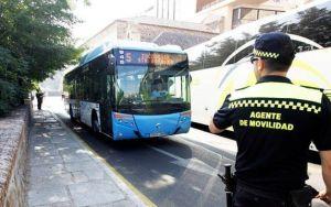 agentes de movilidad de Castellón