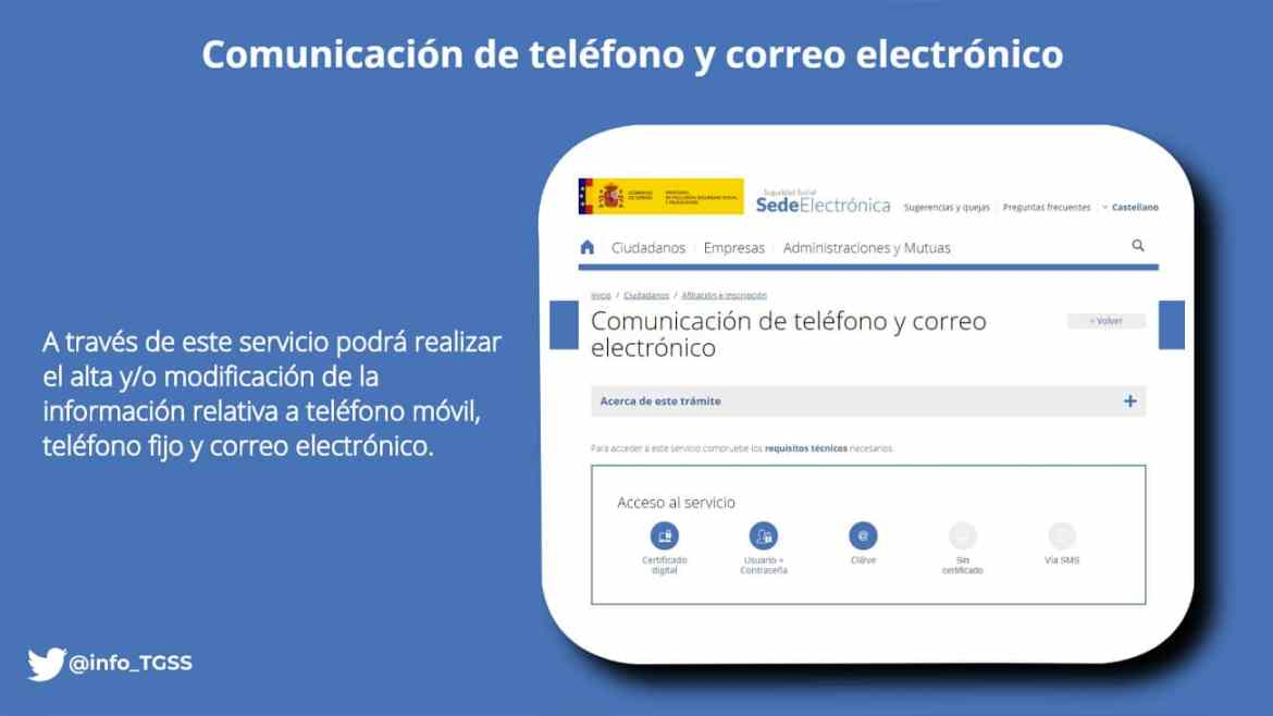 seguridad social notificaciones