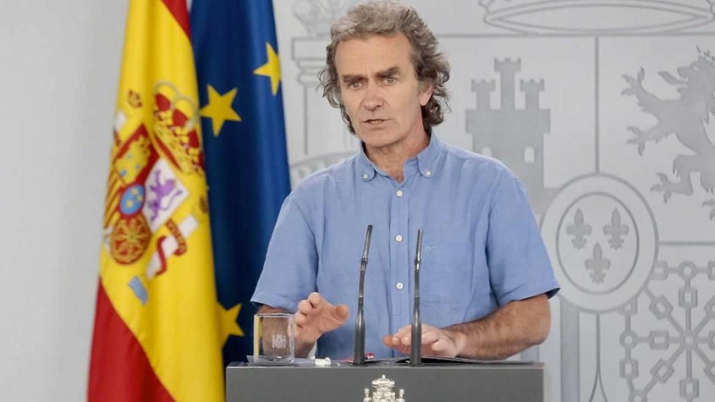 Fernando Simon alerta sobre la llegada del invierno