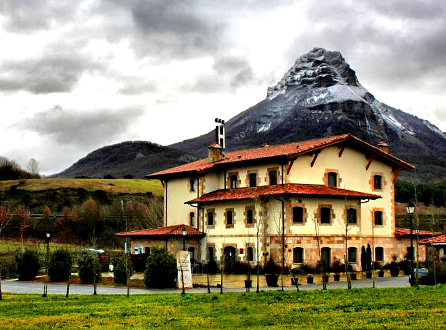 Hotel Olatzea, en Arbizu, Navarra