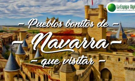 9 Pueblos Bonitos de Navarra que visitar