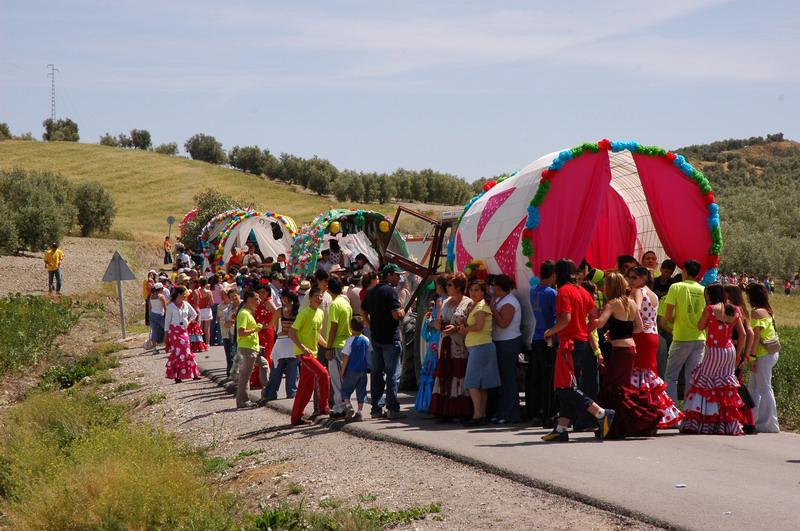 Los pueblos Prado y Quintanilla, un año más juntos