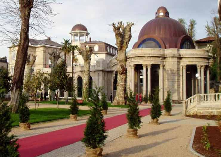 El Balneario Mondariz ha sido elegido mejor spa de España dos años seguidos