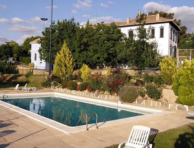 mejores casas rurales andalucia cortijo balzain