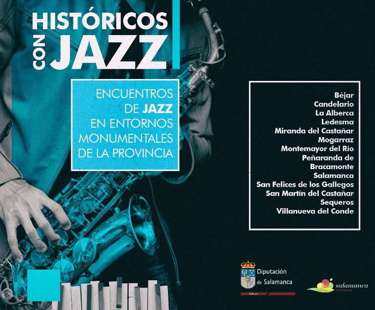 Doce pueblos de Salamanca fomentan la cultura y el jazz