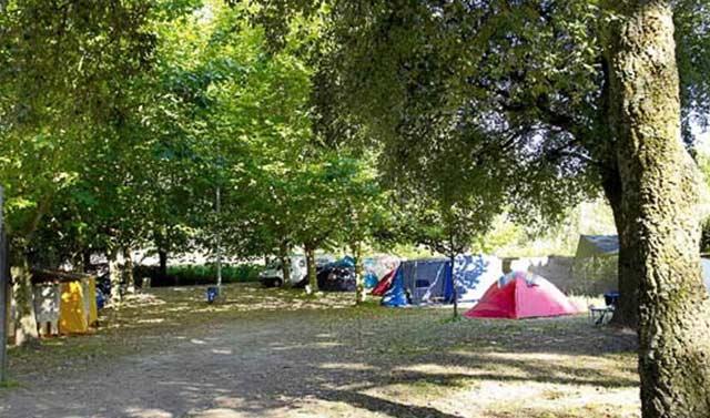 mejores campings galicia camping barraña boiro