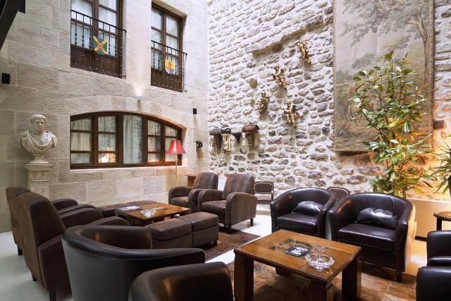 hoteles jacuzzi habitacion hospederia parajes