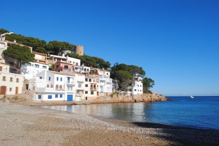 Descenso del turismo rural en Cataluña en julio