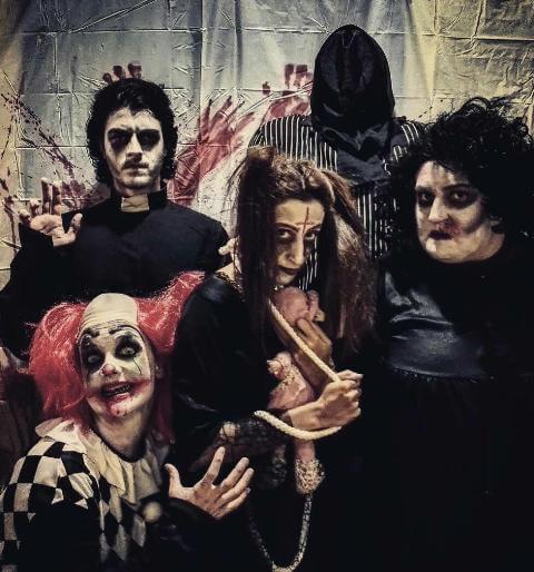 casa de los horrores halloween