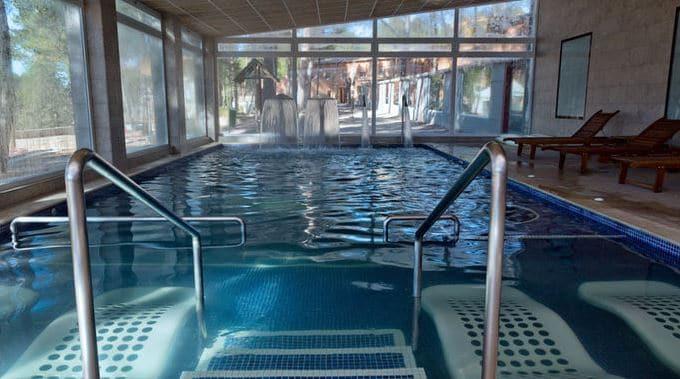 piscina balneario fuentepodrida