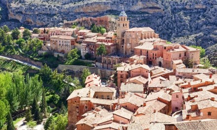 El turismo rural de Aragón desciende en octubre