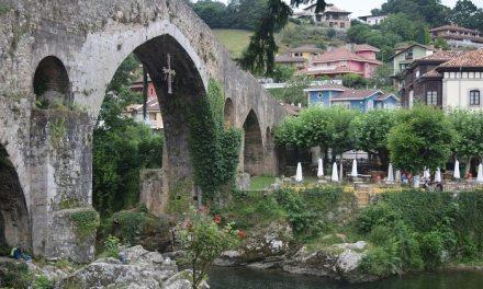 El turismo en Cangas de Onís desciende en noviembre