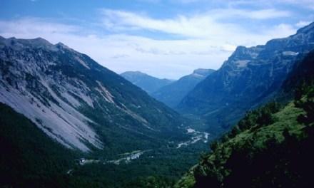 Descenso del turismo rural del Pirineo Aragonés en noviembre
