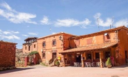 Leve aumento del turismo rural de Segovia en noviembre