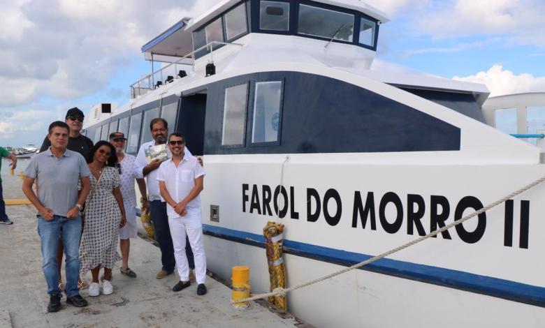 Photo of Réveillon: Começa a operar catamarã Barra Grande/Salvador