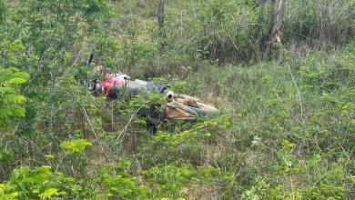 Photo of Motocicleta roubada é recuperada em matagal no Distrito Industrial