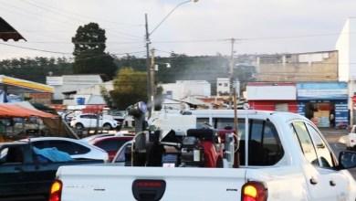 Photo of Conquista: carros fumacê circulam nos bairros para combater mosquito da dengue