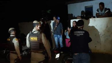 Photo of Operação conjunta fecha bares na zona rural de Conquista