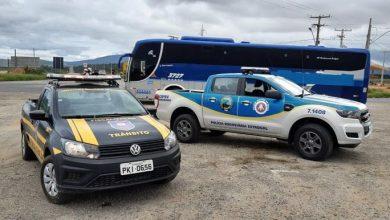 Photo of Veículos que faziam transporte de passageiros são apreendidos em Brumado