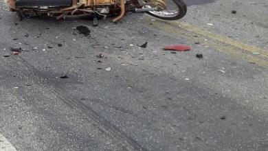 Photo of Duas pessoas morrem em acidente próximo a Poções