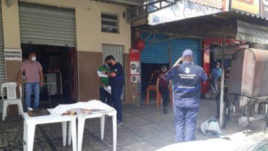 Photo of Bares e restaurantes recebem fiscalização para reabertura nesta quinta-feira (02)