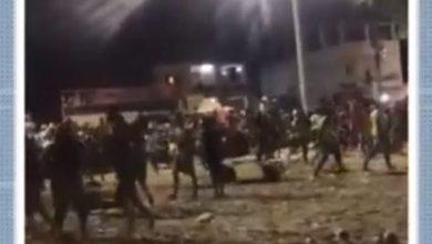 Photo of Festa 'paredão' termina com tiroteio na Bahia