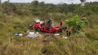 Photo of Luto em Poções: Duas pessoas morrem após grave acidente