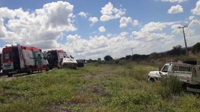 Photo of Três pessoas ficam feridas após acidente em rodovia da região