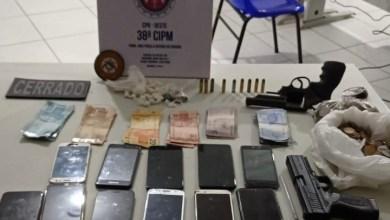 Photo of Em ação conjunta, Polícia Militar prende grupo suspeito por diversos roubos na região