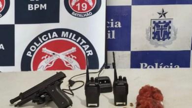 Photo of Em operação conjunta, polícias prendem um dos principais suspeitos de cometer assaltos em Jequié