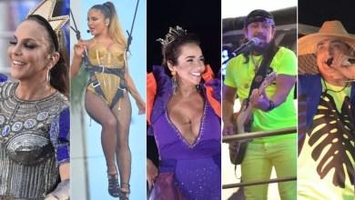 Photo of Programação de lives do carnaval de Salvador tem Ivete, Claudia, Daniela, Bell, Harmonia e muito mais; confira