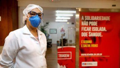 Photo of Hemoba convida baianos a doarem sangue antes de se vacinarem contra a covid-19