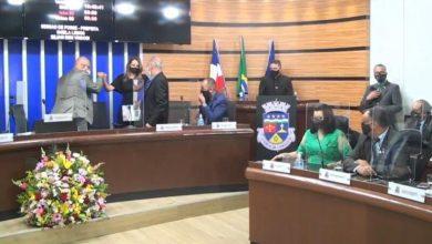 Photo of Conquista: Assista ao vivo a cerimônia de posse da prefeita Sheila Lemos