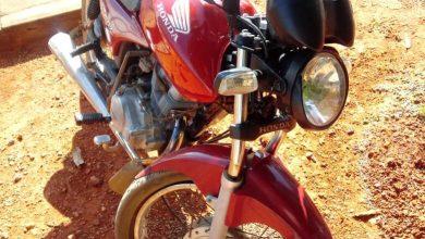 Photo of Uma pessoa fica ferida após acidente entre moto e caçamba em rodovia da região