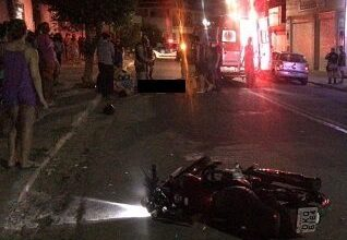 Photo of Motoboy morre após grave acidente em cidade da região