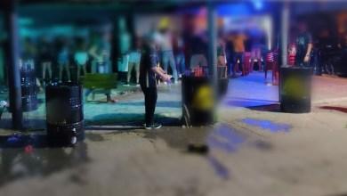 Photo of Polícia acaba com aglomeração em frente a bar e uma pessoa é presa por desobediência em Conquista