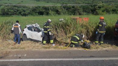 Photo of Jequié: Médico morre após grave acidente na BR-330