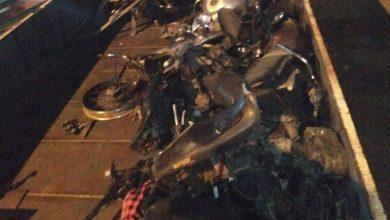 Photo of Esquadrão Falcão localiza desmanche de motos em Conquista; dois homens foram presos