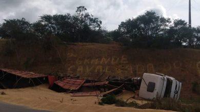 Photo of Caminhoneiro morre após grave acidente na região; vítima foi identificada