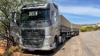 Photo of Carreta carregada com 50 toneladas de farinha de trigo é apreendida na região
