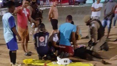 Photo of Jequié: Jovem de 25 anos tem parada cardiorrespiratória e morre em jogo de futebol; esta foi a segunda morte de atletas no mesmo campo