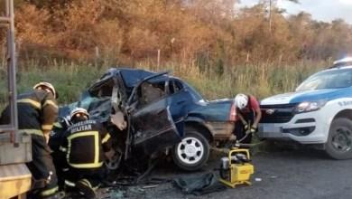 Photo of Bahia: Idoso morre após carro fazer zigue-zague na pista e bater de frente com outro veículo
