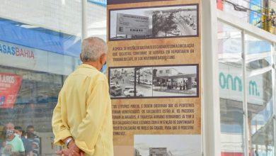 Photo of De terminal da Lauro de Freitas a Estação Herzem Gusmão: exposição fotográfica resgata 37 anos de história em Conquista