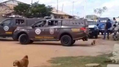 Photo of Vídeo: Dois policiais militares são mortos a tiros em Conquista e polícia realiza operação de busca dos autores; assista