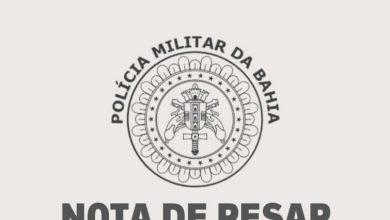Photo of Comando regional da PM divulga nota de pesar pelas mortes de policiais em Conquista